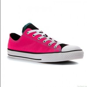 Converse Kids Chuck Taylor Double Tongue Sneaker 1